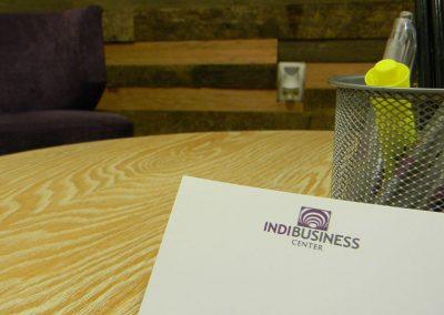 Rediseño Sitio Web Indi Business Center